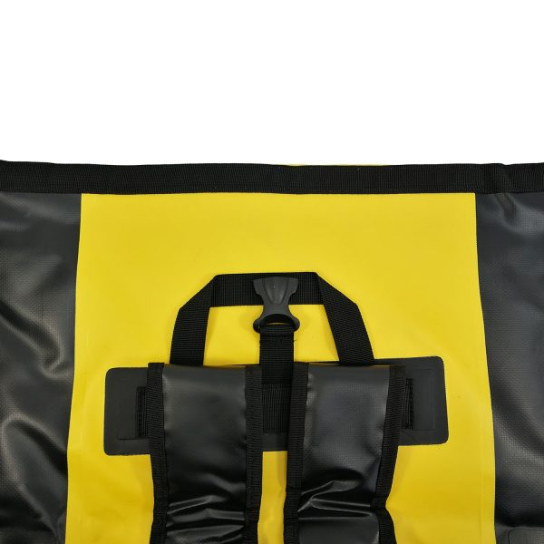 mochila estanca urbanfeel amarilla