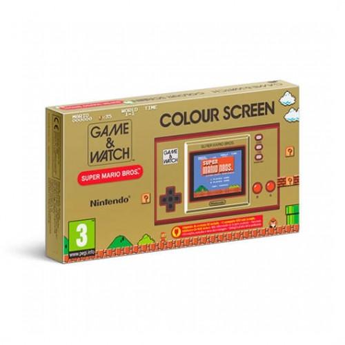Consola Retro Nintendo Game & Watch
