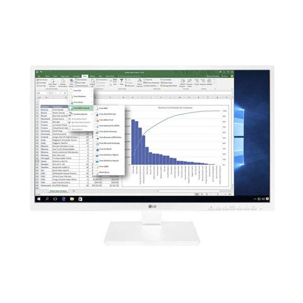 Monitor Led LG 24bk550y-w