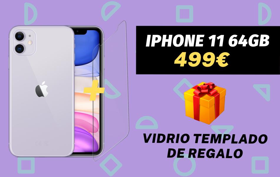 oferta iphone 11 64gb