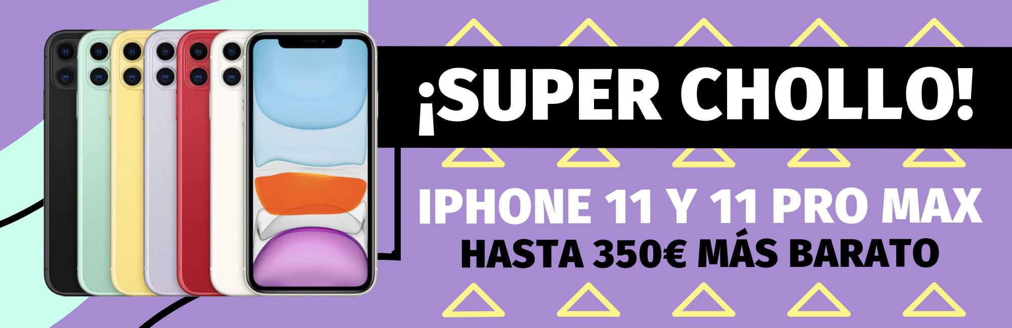 OFERTAS IPHONE 11 PRO Y PROMAX
