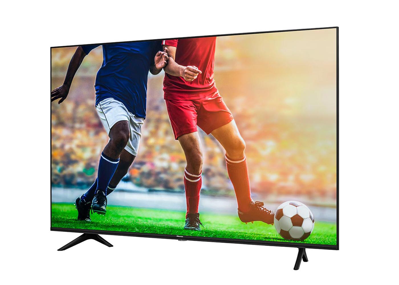 """Televisión Hisense 50"""" LED 4K UHD 50A7100F - Mejores televisiones baratas en 2021"""