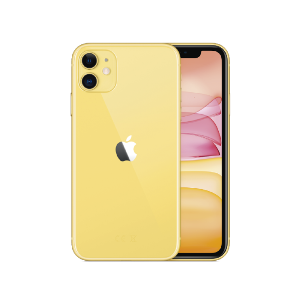 iPhone 11 amarillo