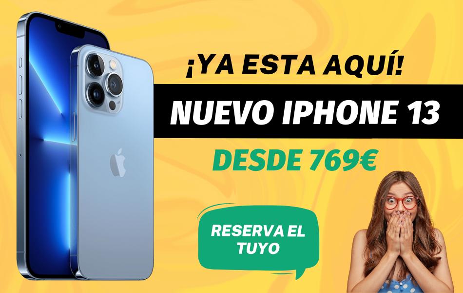 iphone 13 oferta