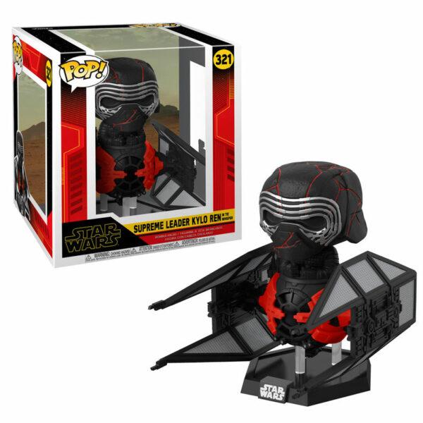 Funko Serie Star Wars 100% original KYLO REN PILOTANDO