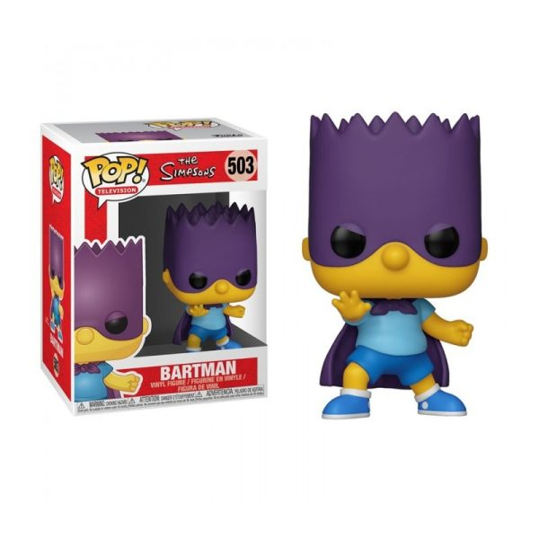 Funko Serie The Simpsons 100% original)