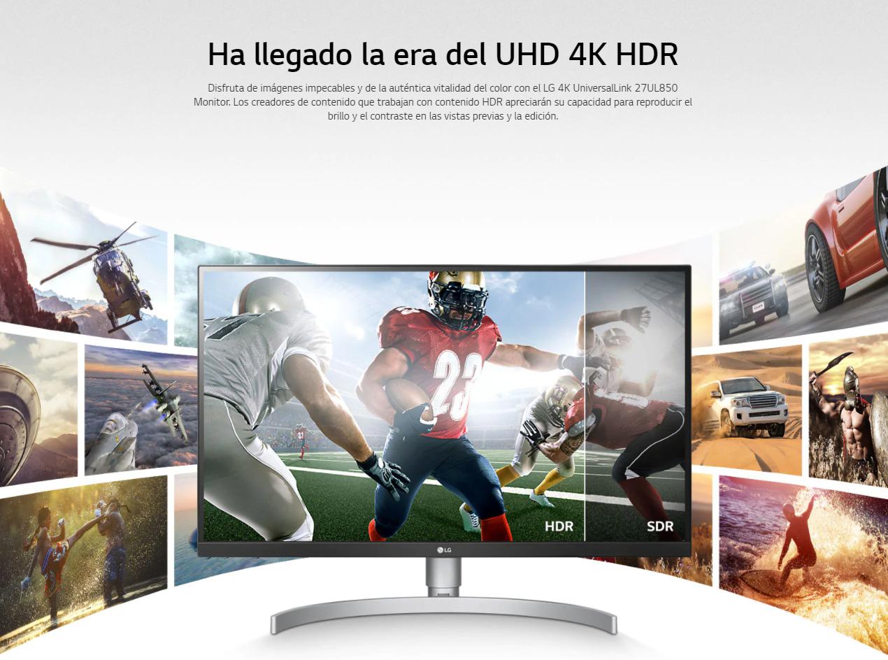 Monitor LG 4K 27UL850-W (8)
