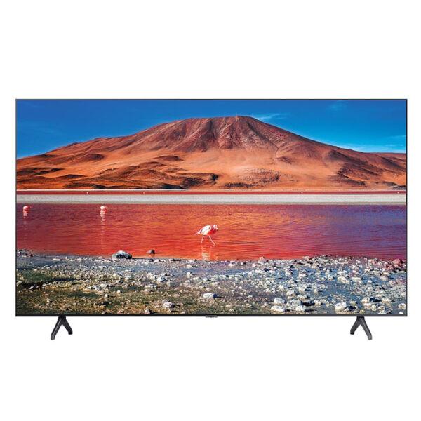 "Smart TV 4K Crystal UHD TU7100 de 43"" 2020"