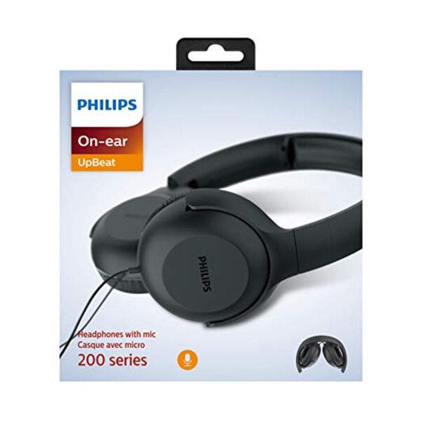 Auriculares con micrófono Philips TAUH201BK
