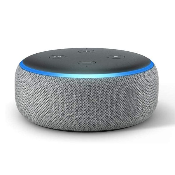 alexa echo dot 3