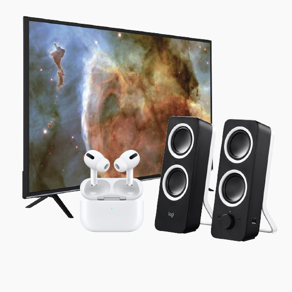 Productos de audio e imagen