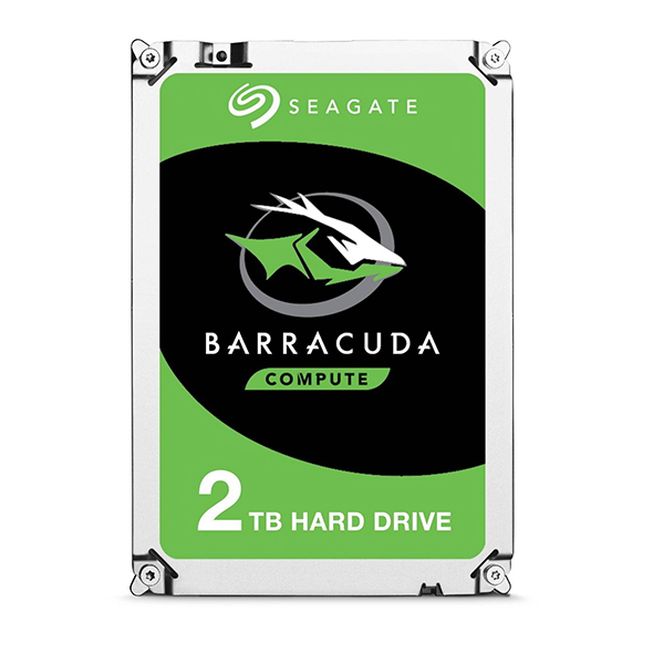 Disco Duro Interno HDD Seagate Barracuda 2TB