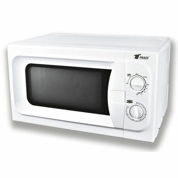 Horno microondas 20 litros con grill 700W THULOS TH-MO51G