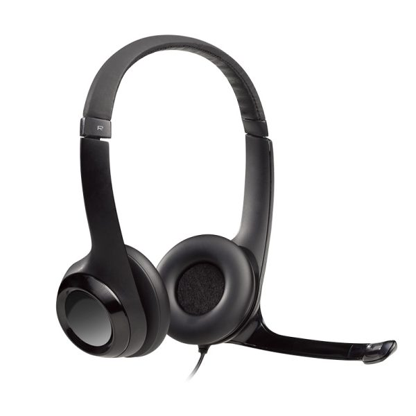 Auriculares con Micrófono Logitech H390 2.0