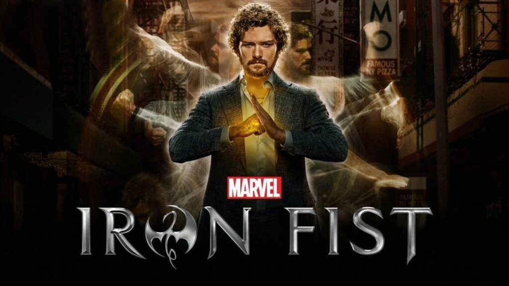 iron first peores series netflix android tv