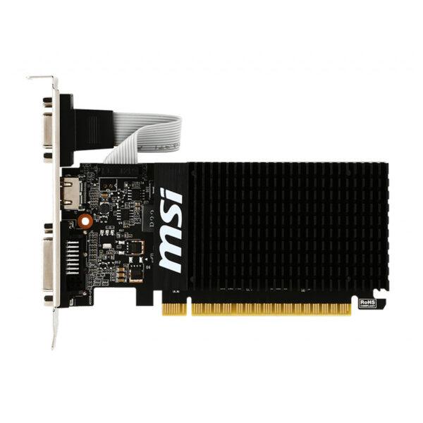 Tarjeta Gráfica MSI NVIDIA GeForce GT 710 2GB DDR3