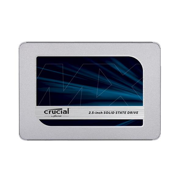 Disco Duro Interno SSD Crucial MX500 500GB