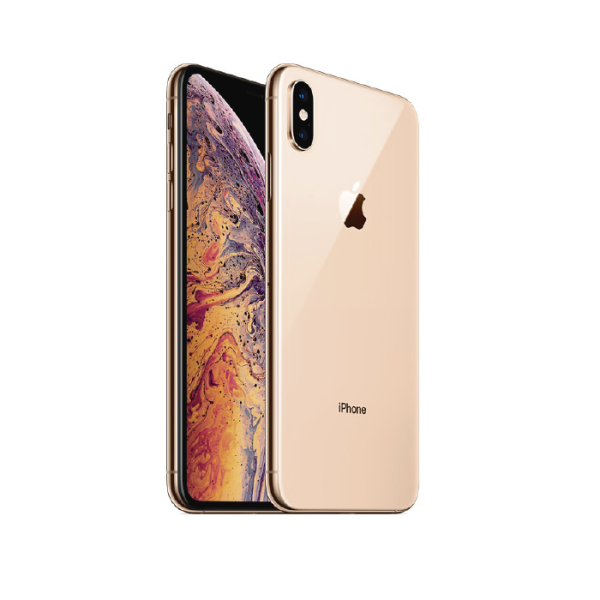 iPhone XS gold