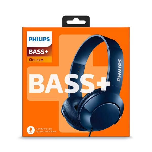 Auriculares con micrófono Philips BASS+