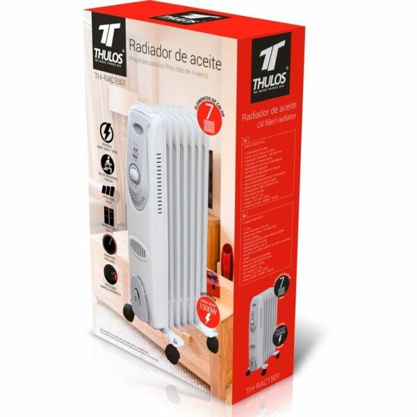 Radiador de aceite Thulos TH-RAC1501