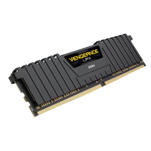 Kit de memoria ram VENGEANCE® LPX 16GB (2x8GB) DRAM DDR4 a 3000 MHz – Negro