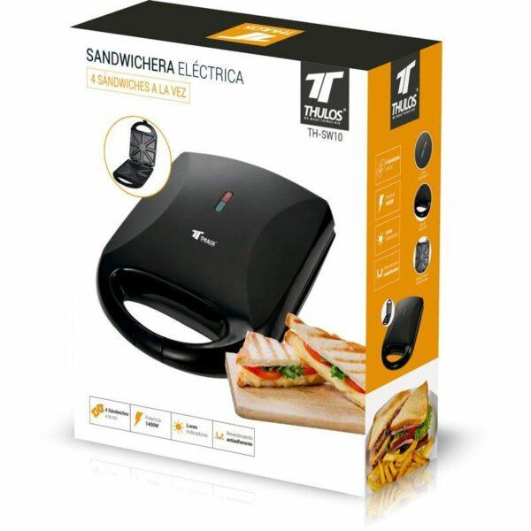 Sandwichera grill 1400W