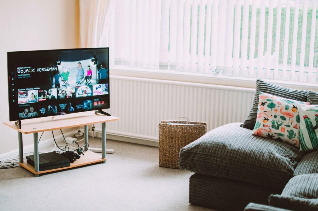 EL tamaño perfecto de los televisores 65 pulgadas