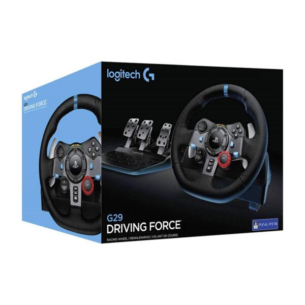volante ps4, ps5, xbox 360 logitech g29 (2)