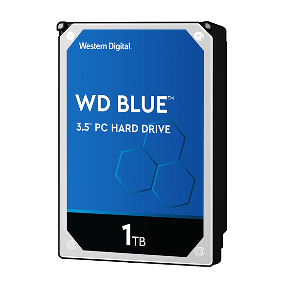 Disco Duro Interno HDD Western Digital Blue 1TB