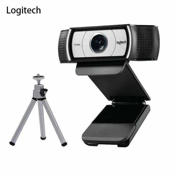 Webcam empresarial Logitech C930e