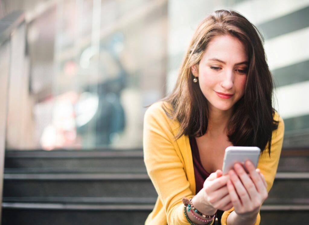 reconocimiento facial, tecnología movil, móviles reacondicionados